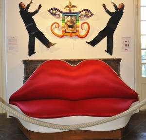 """Vernissage de l'exposition """"Dali happening"""""""