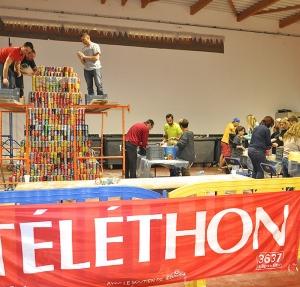Bénévoles et associations mobilisés pour le Téléthon