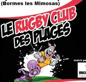 Matches Rugby club des plages