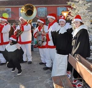 Le quartier du Pin ouvre le marché de Noël