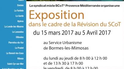 Exposition dans le cadre de la révision du SCoT