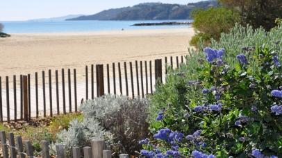 La Favière : Un décor idéal de printemps
