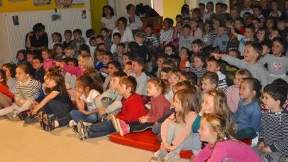 Invitation au spectacle pour les petits écoliers