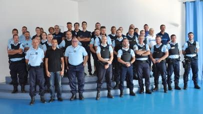 Des forces de gendarmerie renforcée pour l'été