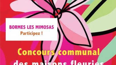 Edition 2017 du concours des maisons fleuries